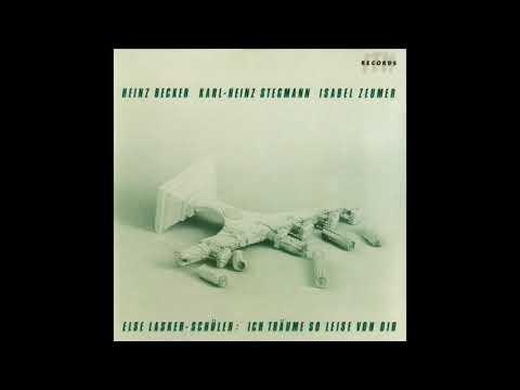 Heinz Becker / Karl-Heinz Stegmann / Isabel Zeumer – Ich Träume So Leise Von Dir (Full Album, 1987)