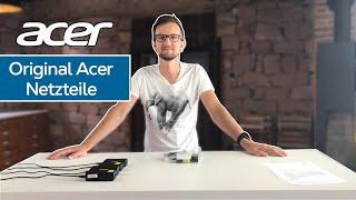 An diesen Merkmalen erkennst du ein Original Acer Netzteil