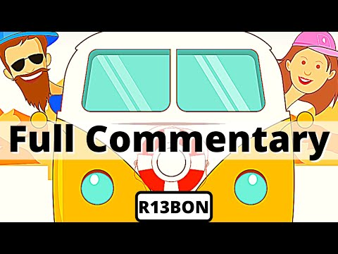 Blue Ribbon Roundabout Coventry - 2020 - Full Commentary