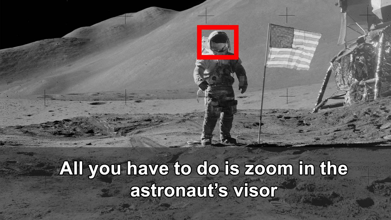 hoax moon landing footprint - photo #46