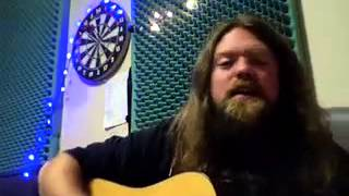 Stone Sour Tired Acoustic Cover