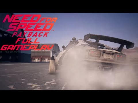 Need For Speed: Payback [FULL / HARD DIFFICULTY] By KuruHS X Reiji