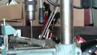 Homade Go Kart  Cart Update Part 4 Briggs 5hp - Building The Axel