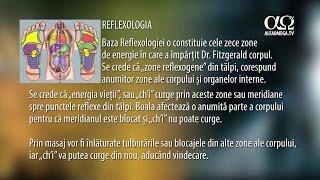 Reflexologia-Reflexoterapia - o perspectiva crestina - David Moza, director, Ellel Ministries