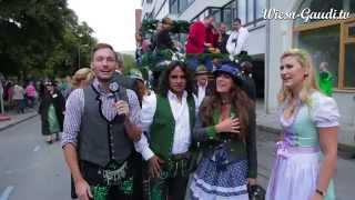 Repeat youtube video Christine Neubauer & Freund José Campus Oktoberfest - Einzug der Festwirte 2015