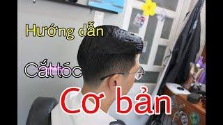 Hướng dẫn cắt tóc cơ bản
