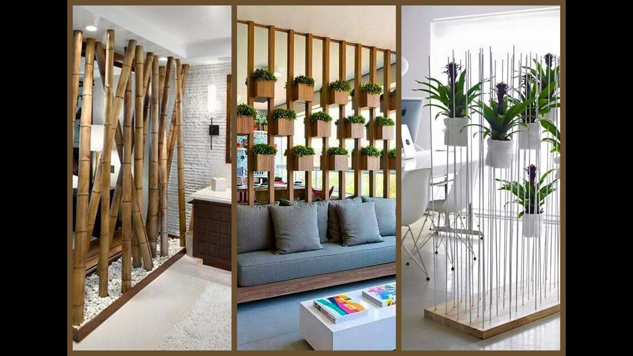 Wonderfully designed room divider ideas plan n design