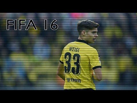 Julian Weigl ▷ Career Mode FIFA 16