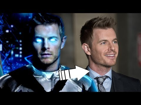 Eddie returns as Cobalt Blue? - Malcom Thawne is Eddie - The Flash Season 4/5 Theory