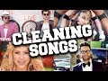 Best Songs to Listen to While Cleaning the House