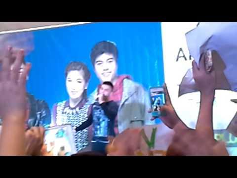 Ronnie Alonte & Paul Salas ( Cabanatuan City)