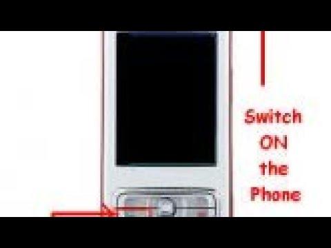 Solusi Nokia 105 rm 1134 terkunci kode pengaman.