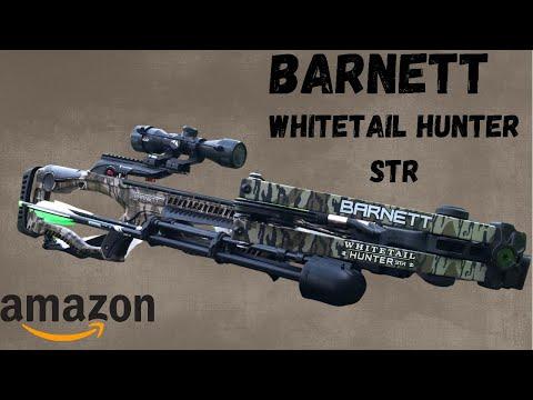 Barnett Whitetail Hunter STR Crossbow Review
