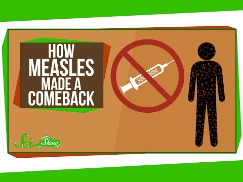 How Measles Made a Comeback