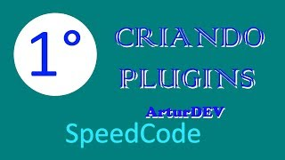 Plugin De Tags SpeedCode - Parte 1