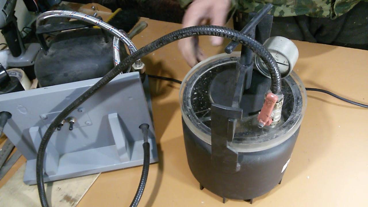 Самодельный вакуумно-формовочный станок для изготовления 19