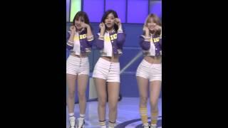 mpd직캠 트와이스 쯔위 직캠 cheer up twice tzuyu fancam 엠카운트다운 160428