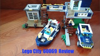 Lego City 60069 Swamp Police Station Review