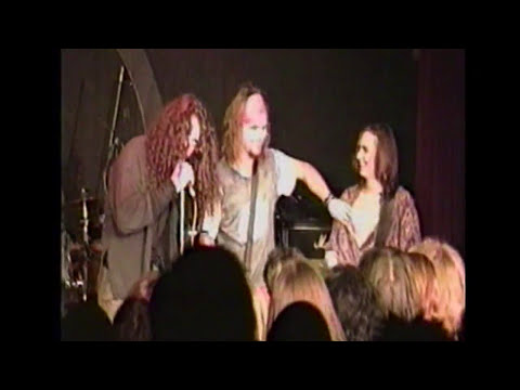 Temple Of The Dog - Off Ramp Cafe, Seattle, 11.13.1990