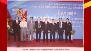 CASUMINA - 40 NĂM THÀNH LẬP - Giong đọc CAO THANH DANH