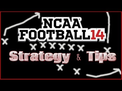 NCAA 14 Tips - Read Option & The Hurry Up Offense
