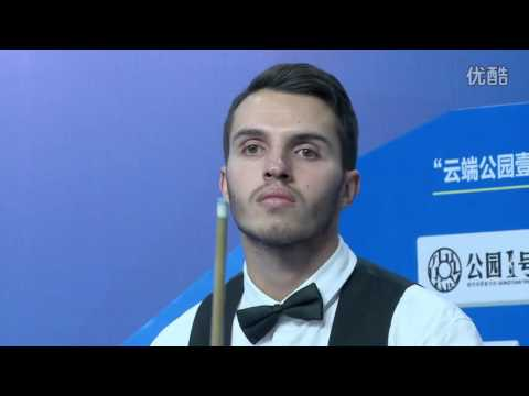 Liu Shenliang VS Vincent Halliday (SA) - World Chinese 8 Ball Masters Jiujiang - Part 1