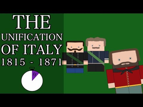 Ten Minute History - The Unification of Italy (Short Documentary)