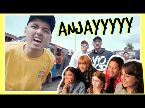REACTION KEMAL PALEVI - Anjayyyyyy | ft. DINA DINO BRAM