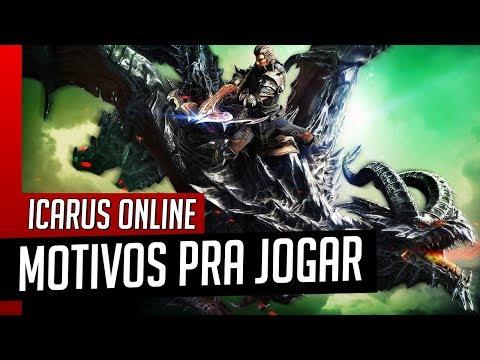 Classes INICIAIS E MOTIVOS PRA JOGAR - Icarus Online