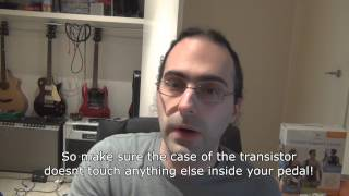 Germanium Transistor Guide For Fuzz Pedals - Part 2