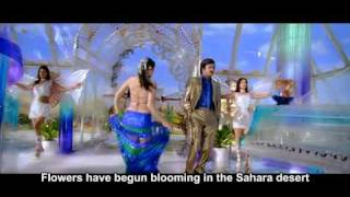 Sivaji -TheBoss Sahara telugu song Rajni Kanth and Shreya looks nice