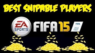 EASY SNIPABLE PLAYERS-CONSUMABLES-ITEMS (FIFA 15 NS and FIFA 16) [ANDROID]