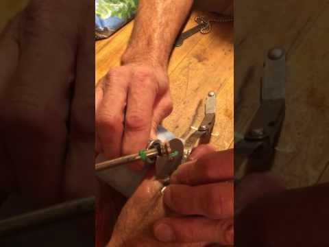 Ring removal by  Dave Cooley