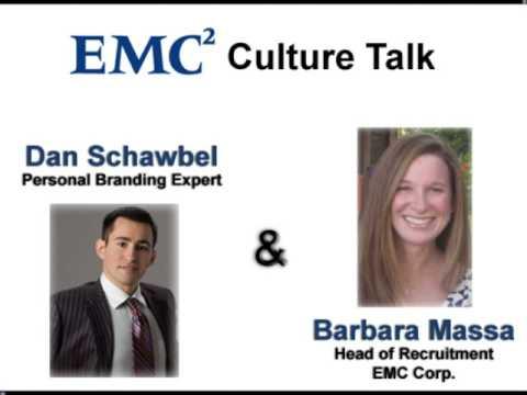 EMC Culture Talk: Personal Branding Edition