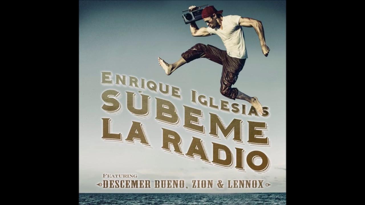 Download (1 HOUR) Enrique Iglesias - SUBEME LA RADIO ft. Descemer Bueno, Zion & Lennox (Loop W/Lyrics)