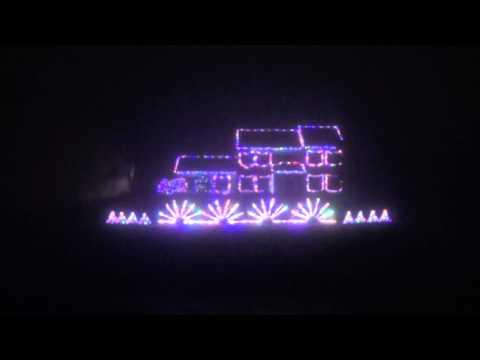 kerstmis licht show wizards - photo #28