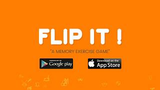 Flip It - A memory exercise game