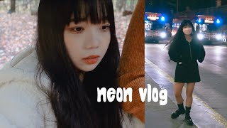 NEON VLOG October Adventures☠️…