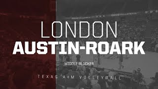Volleyball: Freshman Feature | London Austin-Roark