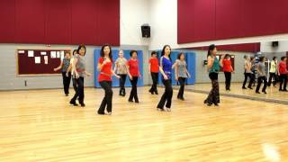 Baby Love Me The Same - Line Dance (Dance & Teach in English & 中文)