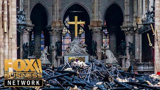 Former NYFD Deputy Chief surprised Notre Dame is still standing