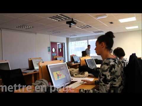 Les Apprentis BTS Communication Et Industries Graphiques - Promotion 2014 De GOBELINS
