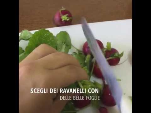 Pesto di ravanelli