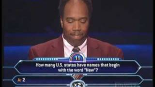 """You're not allowed to walk away"" - Who Wants to be a Millionaire [Old Format]"