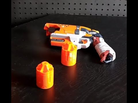 Hammershot Drop Cylinder Mod Guide Youtube