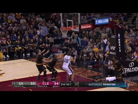 DeAndre Liggins Defensive Plays of the Season With the Cavs