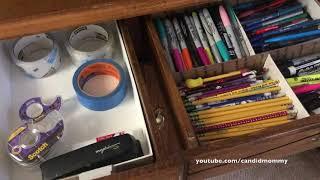 Marie Kondo - KonMari Style | Communal Office, Art & Craft Supply Organization