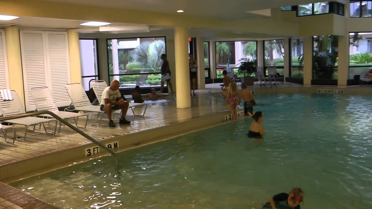 Indoor Swimming Pools Are The Hot New Thing In Orlando Youtube