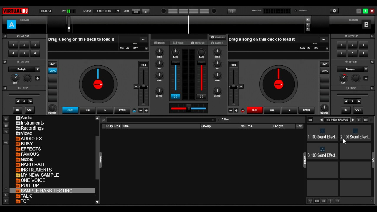 HOW TO ADD SAMPLES TO YOUR VIRTUAL DJ