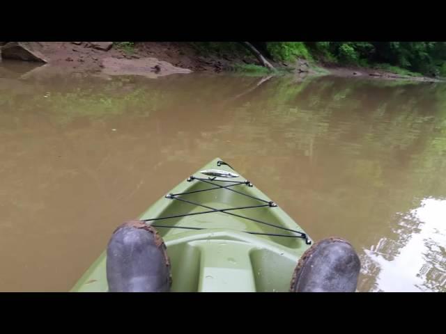 Future Beach Voyager 10.4 Angler Kayak Review Part 1